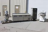 High End Restaurant Equipment Timed Online Only Auction