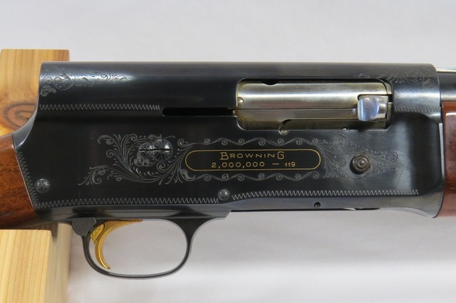 Outstanding Quality Firearms Auction Featuring Belgium