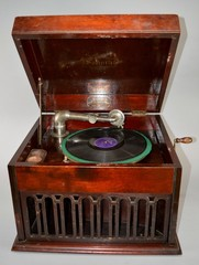 Sonora Tabletop Phonograph