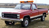 '87 Chevrolet K30 Pickup & C30 Dump, '95 Ford F700 Dump, New Haven Municipal Surplus, & Much More!