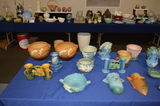 ROSEVILLE POTTERY, ANTIQUES & MORE