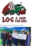Log A Load For Kids Dinner and Auction