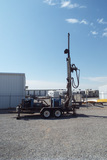 5/1 WATER WELL DRILLING RIG * TRAILERS * KUBOTA BACKHOE * SHOP TOOLS