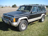 JEEP & OLD VEHICLE AUCTION