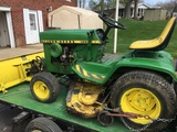 Annual Lawn and Garden Auction April 15, 2017