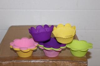 Silicon Muffin Baking Cups
