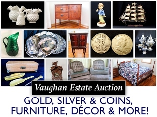 Well Rounded Gladstone Estate Auction