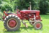 Vintage Tractors, Woodworking Equipment, RR Lanterns & Guns