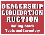Dealership Liquidation Auction