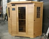 Timed Online Only Auction: 2 Person Infrared Sauna by Sauna Bob's