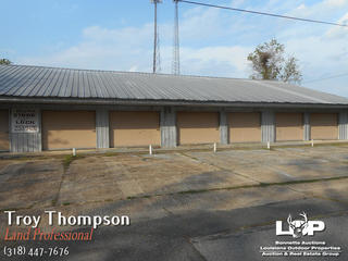 COMMERCIAL PROPERTY FOR SALE IN AVOYELLES PARISH