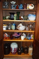 Storage cupboard & Contents