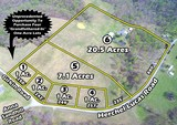 32 Acres Offered In Six Tracts