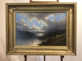 Hudson Valley River Painting Auction - Coming Soon!