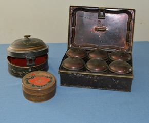 TIN SPICE SET