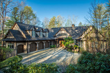 7500 sqft Waterfront Lake Keowee Home
