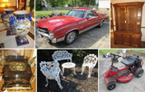 Anderson, SC - Car, Tools, Furniture and More - Online Only Auction