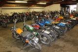 Kamikaze Imports Vintage Motorcycle Auction