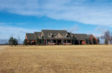 6163 Sq. Ft. Custom Home with 11.68 Acres