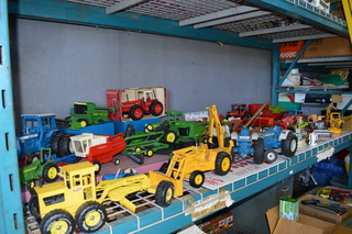 Large collection of Toys