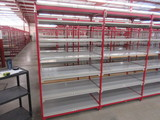 Online Only Warehouse Fixtures Auction-Ends May 12