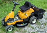2015 Cub Cadet Riding Mower, Plasma & LED TV's, Glass, Antiques, Collectibles, Furniture, & More!