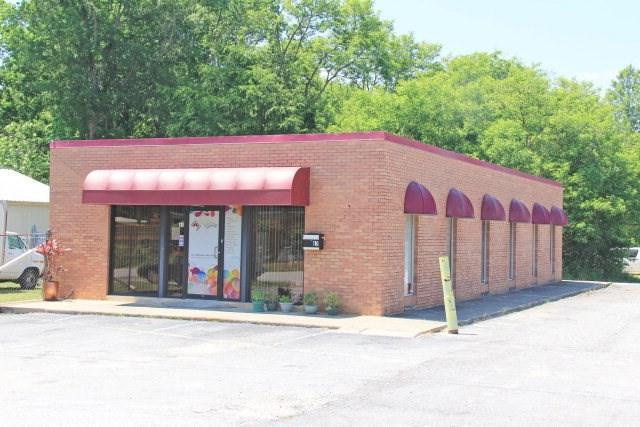 Two Commercial Properties in Greenwood, SC