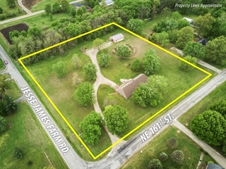 GONE! All Brick 3 Bedroom Earth Integrated Ranch on Peaceful 3-Acre Treed Setting with 30x40 Metal Outbuilding | Kearney, MO | For Sale at Auction