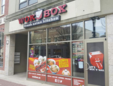 Former Wok Box Fresh Asian Kitchen & Consignment Auctioon