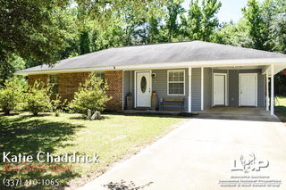 3 bed 1.5 bath home for sale in Glenmora, LA