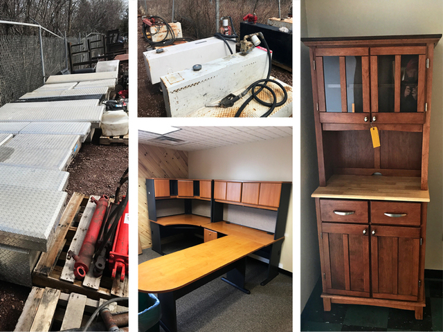 architectural salvage & office items - ashland, wi - hansen