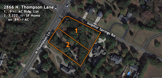.90 +/- ac Residential Lot