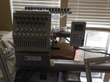 (1) Used Panogram Automated Embroidery Machines Model GS1501