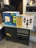 Live Tool Auction at our Warehouse