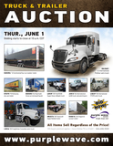 Truck and Trailer Auction
