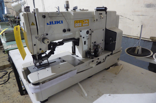 Juki Buttonhole Machine
