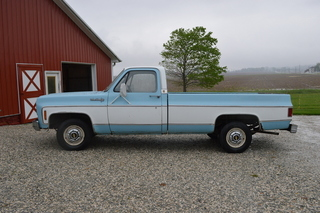 1974 Chev Pick-Up Truck - 70K miles