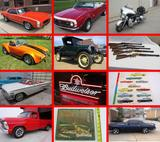 Midwest Spring Classic & Late Model Car, Motorcycle, Firearm, Sign & Collectible Auction