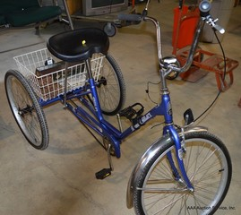 Miami Sun Tricycle