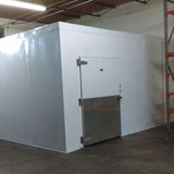 WALK-IN FLOWER COOLER 16'X20'X9'