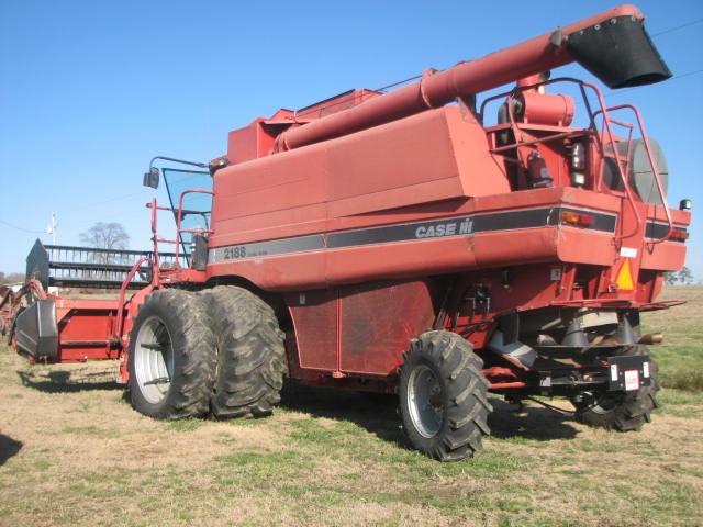 Hydraulic Chaff Spreader : Estate of michael quot mike thomas deceased e b harris