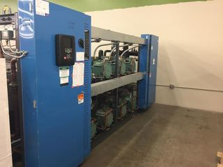 Orderly Negotiated Sale - Refrigeration Equipment form a Major Grocer