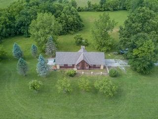 GONE! No Reserve Online Auction: 3BR Ranch Home on 15 Acres| Lone Jack, MO