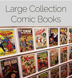 DC and Marvel Comic Book Collection
