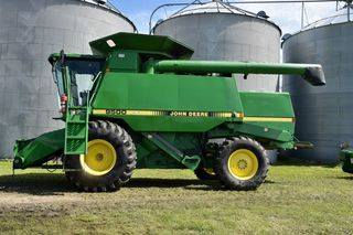 VERY CLEAN FARM MACHINERY RETIREMENT AUCTION FOR BILL & KRISTI