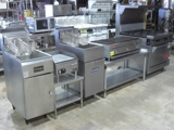Food Service Equipment from Recently Closed Establishments