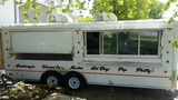 Food Trailer / Concession Trailer - Timed Online Only Auction
