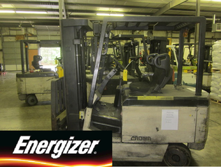 Internet Bidding Only Auction - Surplus Equipment From the Ongoing Operations of Energizer