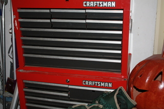 Craftsman Tool Box