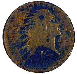 1793 Wreath Cent, S-11c